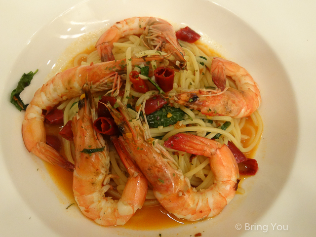 【高雄富國路餐廳】平價聚餐聊天推薦餐廳 →巴比諾義大利餐廳(bambino pasta )