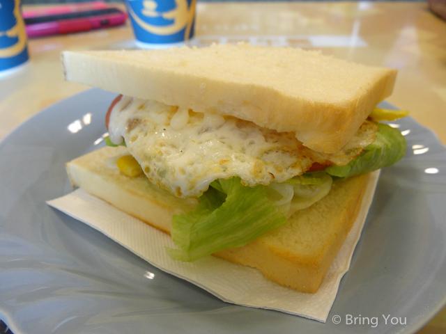 【高雄推薦美食】便宜又好吃的創意早午餐 →瓦瓦世(河堤社區)