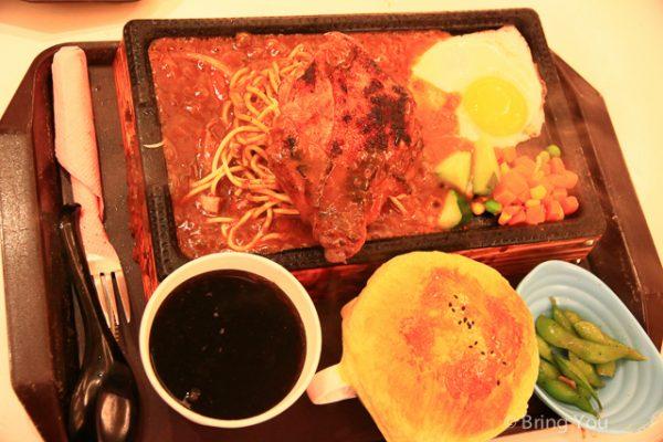 臺北火車站美食95牛排屋-2