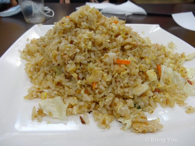 【高雄裕誠路美食】米泰炒飯專賣 → 南洋風味炒飯、炒泡麵