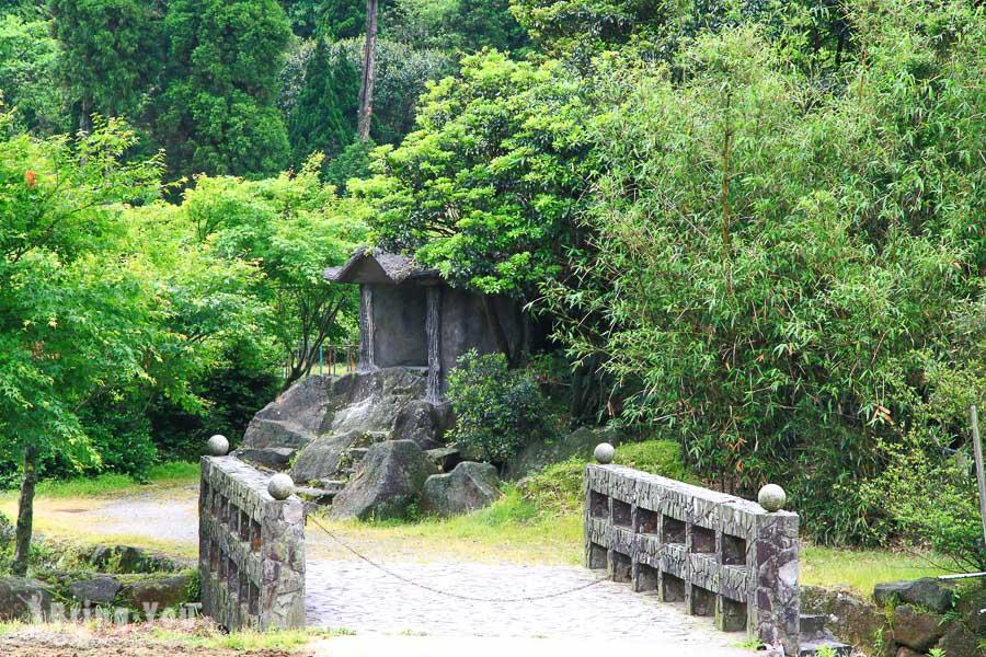 陽明山竹子湖黑森林