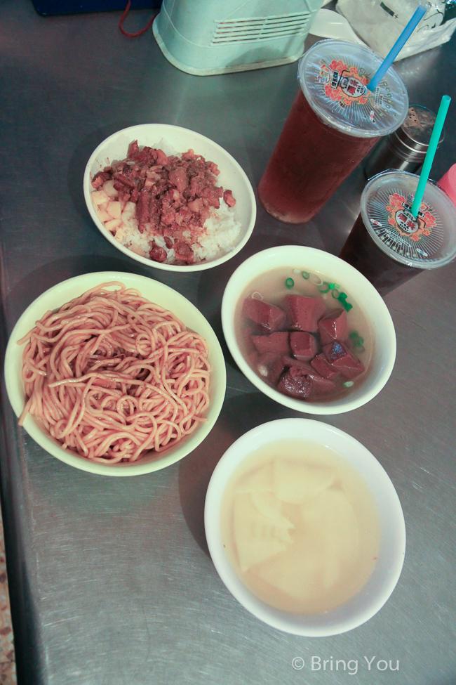 台中肉燥飯-2