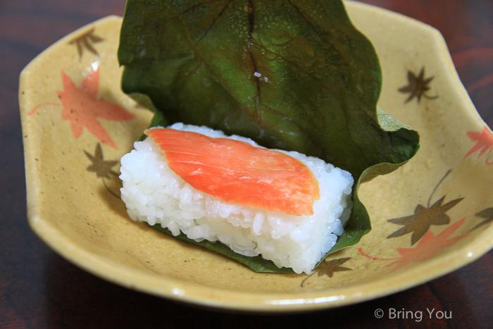 【奈良必吃美食、必買名產】麻糬、布丁、柿葉壽司伴手禮大搜集