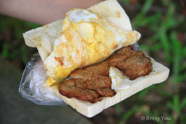 【台中西區美食】台中肉蛋吐司早餐店:科博館必吃西式早餐