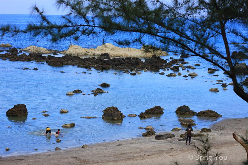 【台東卑南親子餐廳】小魚兒的家:台11線富山護漁區海景咖啡廳推薦