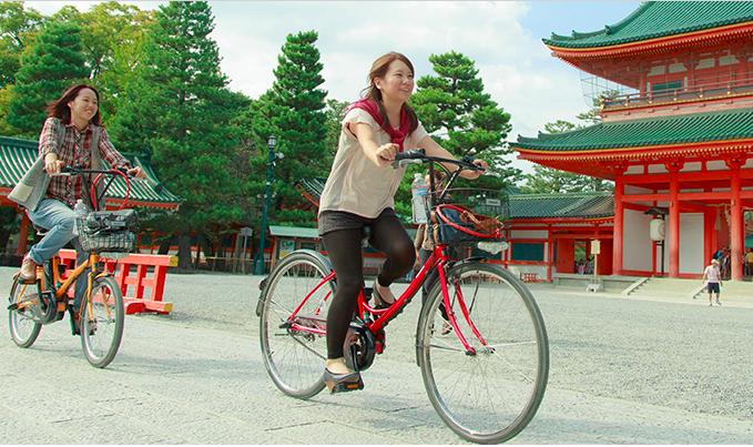 【京都腳踏車出租】Kyoto eco trip 租車停車分享&腳踏車一日遊散策