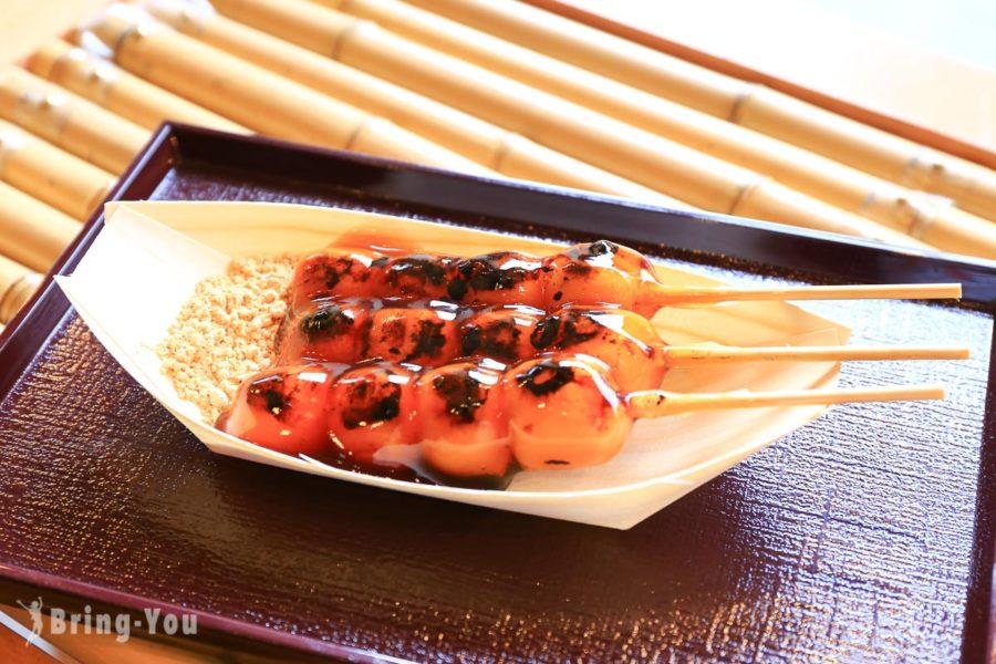 藤菜美醬油丸子