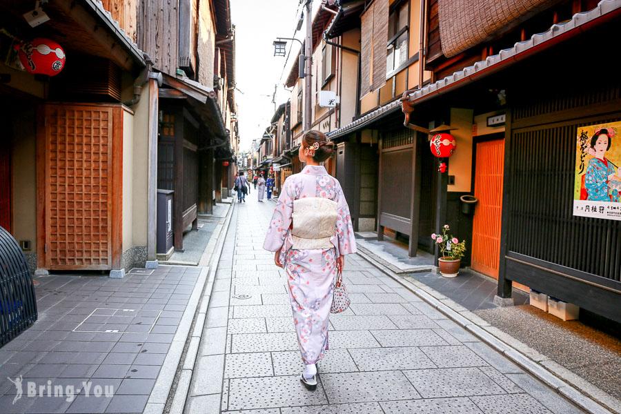【京都祇園景點】祇園花見小路、祇園商店街景點、美食餐廳攻略