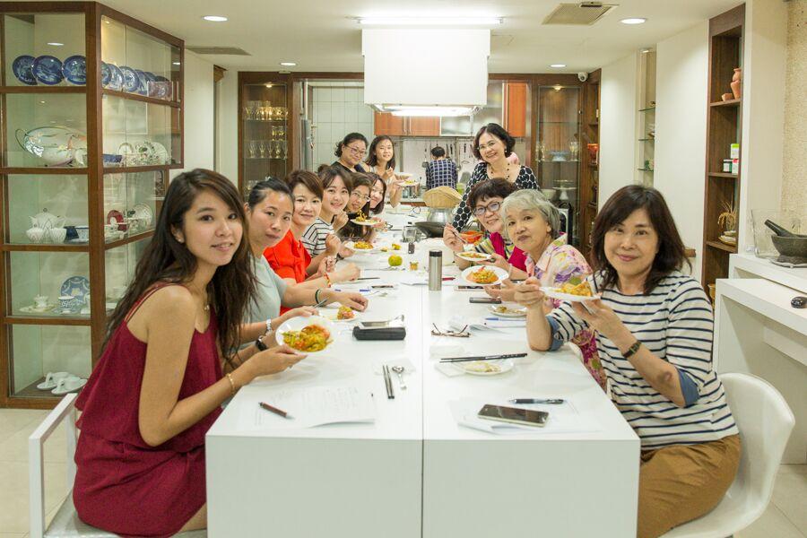 泰國料理廚藝教室