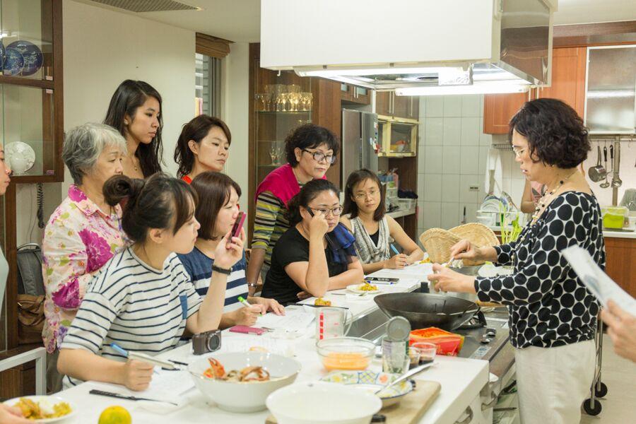 泰國料理廚藝教室8