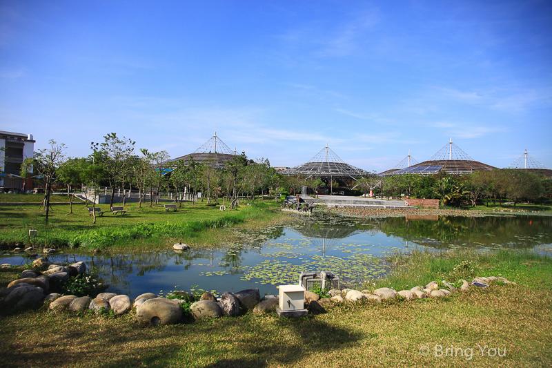 【屏東內埔鄉景點】六堆客家文化園區,沐浴山水美景,認識客家先民的開墾過程