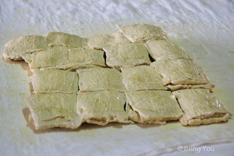 【宅配豆包推薦】美味零負擔,屏東萬巒鄉「勤德嫩豆包」古法傳承好豆包(阿德妹豆包)