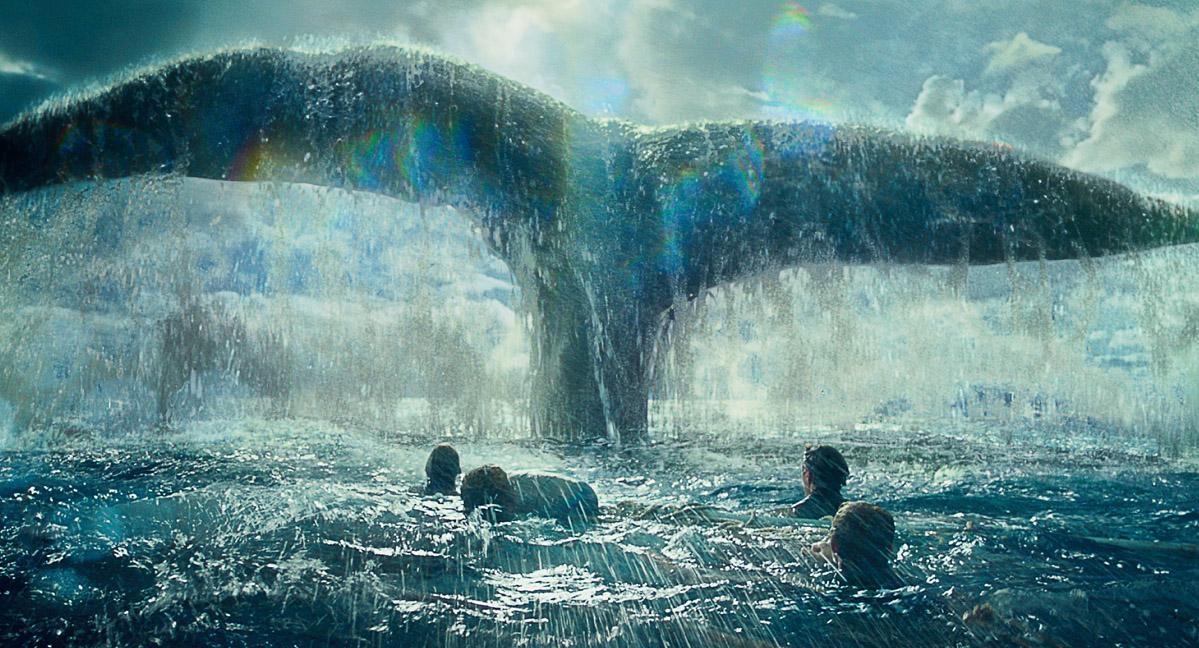 【影評】白鯨傳奇:怒海之心,4dx猶如置身其中觀影心得分享