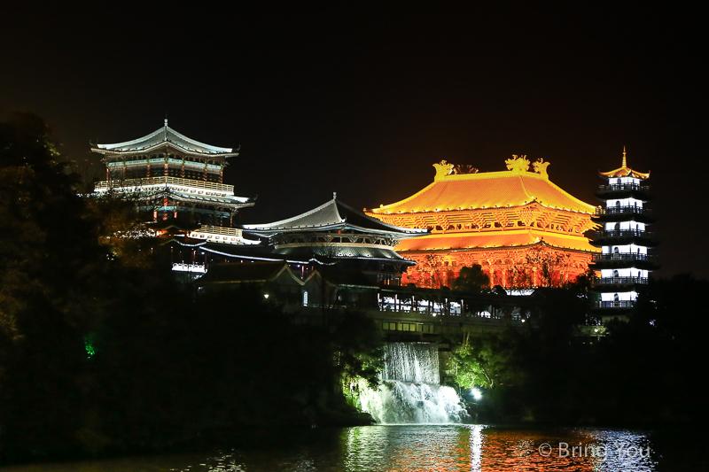 夜遊柳江-13