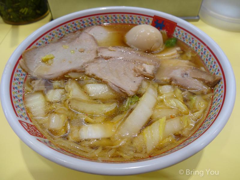 大阪神座拉麵