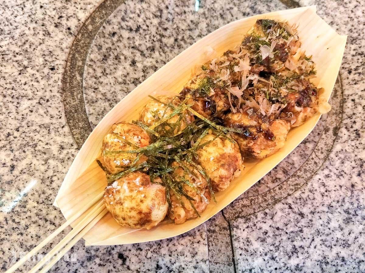大阪必吃章魚燒店