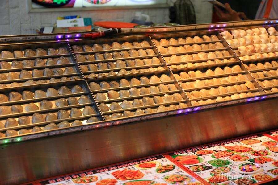 【新加坡】老巴剎美食廣場 Lau Pa Sat,點餐方式&飲料點法&推薦必吃銷魂好吃的福建蝦麵