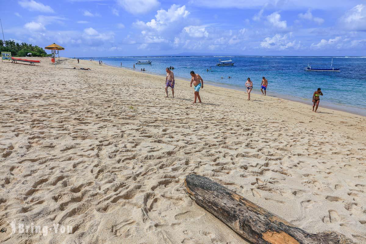 努沙杜瓦格格海灘Geger Beach Nusa Dua