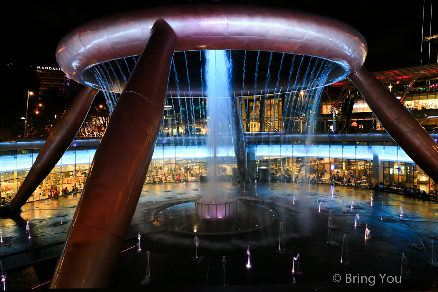 新達城購物中心Suntec City Mall
