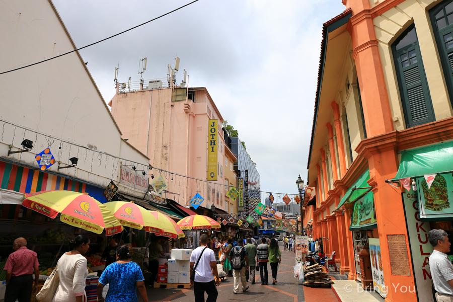 新加坡小印度甘貝爾巷singapore-little-india