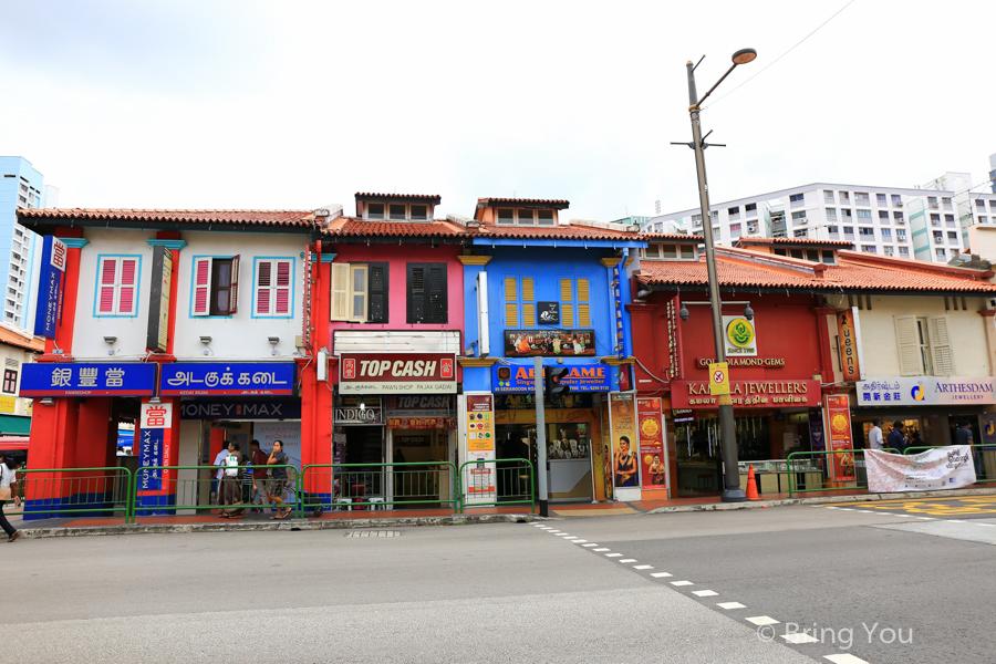 新加坡小印度實龍崗路