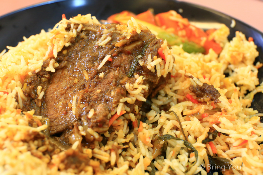 武吉士Singapore Zam Zam讚讚平價印度煎餅Biryani