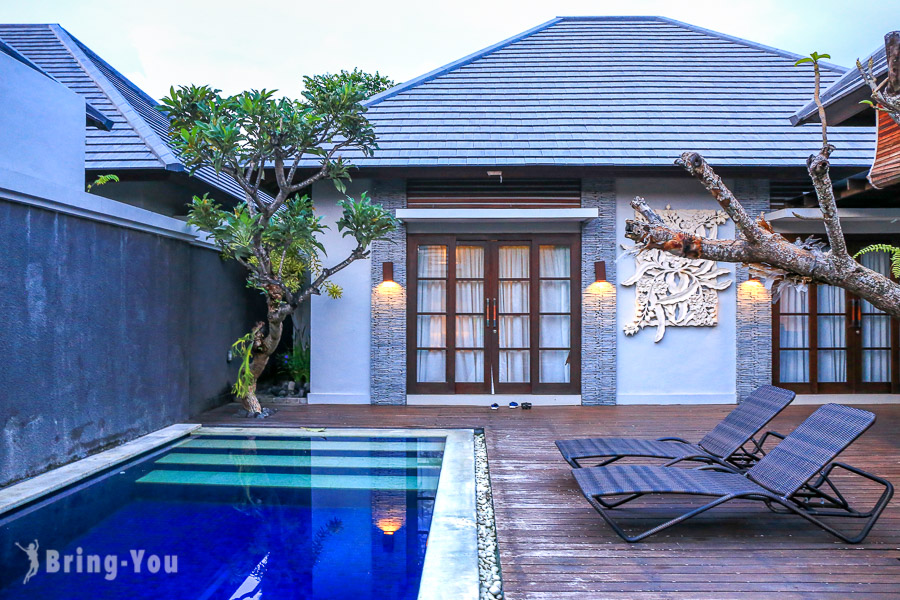 【峇里島VILLA推薦】水明漾蜜月私人泳池好浪漫:The Wolas Villa and Spa