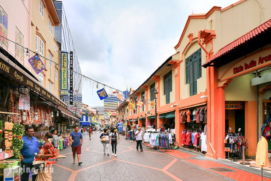 新加坡小印度區