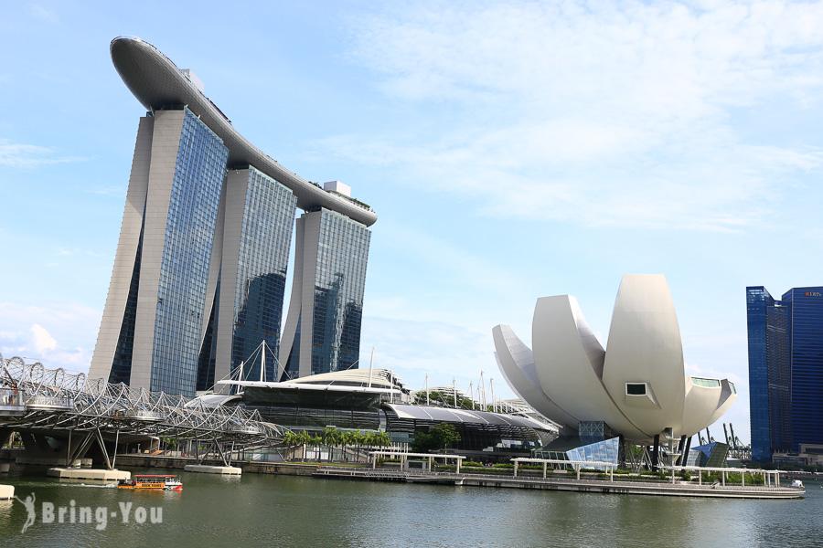 新加坡濱海灣金沙酒店