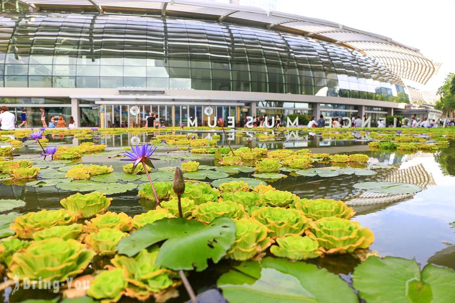 新加坡濱海灣藝術科學博物館