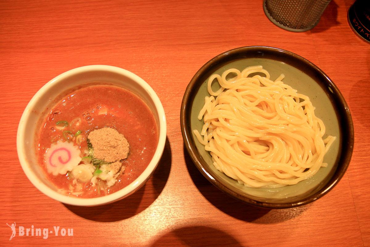 【京都車站拉麵小路推薦必吃】大勝軒:來自東京的沾麵怎麼可以這麼好吃