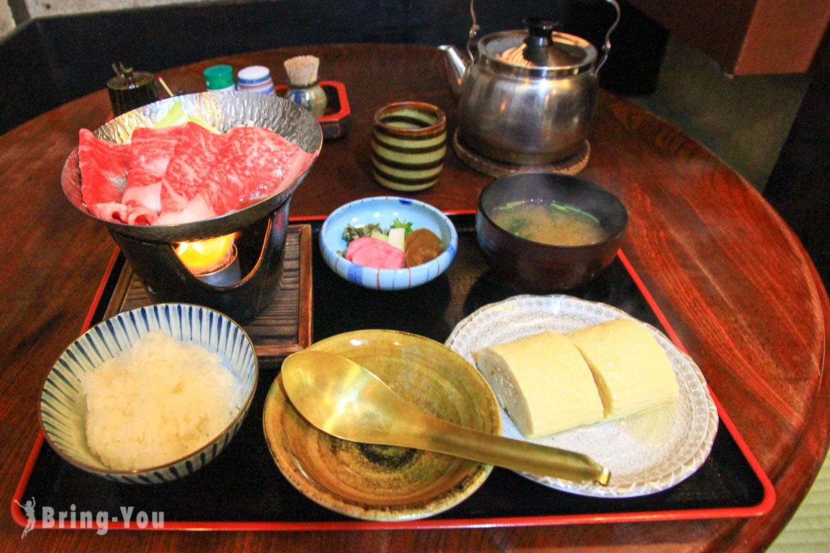 【祇園好吃壽喜燒】十二段家:百年老店食材優,牛肉真美味(涮涮鍋創始店)