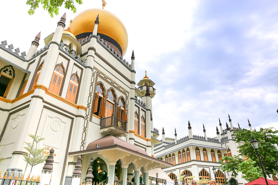 【甘榜格南】新加坡阿拉伯區美食、景點攻略:走進穆斯林阿拉伯街體驗中東伊斯蘭文化