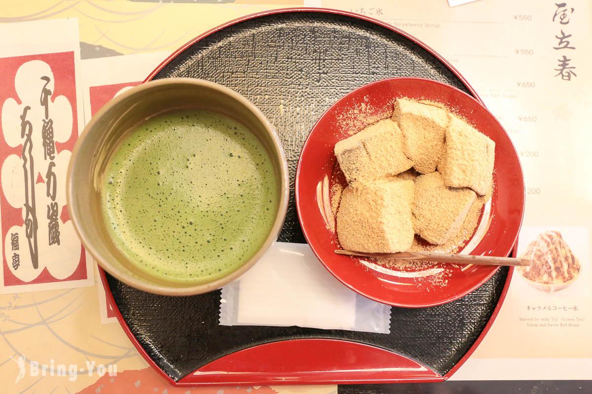 清水寺甜點店