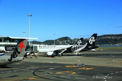【紐西蘭自由行 - 交通篇】不租車如何搭公車 & 飛機國內線怎麼玩 & 南北島