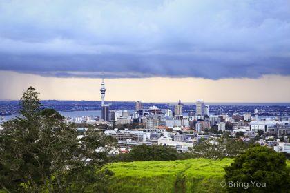 【紐西蘭北島自助】奧克蘭(Auckland)市區繁榮地不像紐西蘭。一日遊必去旅遊景點