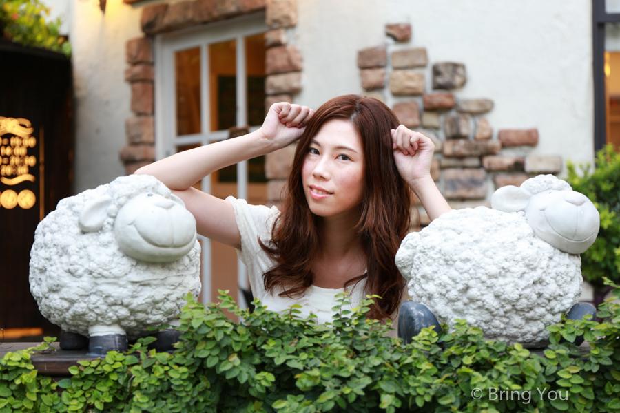 【高雄美髮推薦】燙髮染髮都在「藍詩造型設計」設計師Emma~浪漫捲捲捲(仁武)