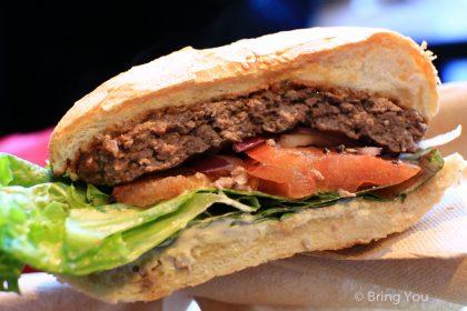 【紐西蘭皇后鎮美食】Fergburger:CNN評比世界最好吃漢堡,好吃滿分巨型漢堡推薦