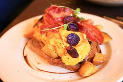 【紐西蘭皇后鎮美食】Vudu Cafe & Larder 咖啡廳,Queenstown 好吃早餐介紹