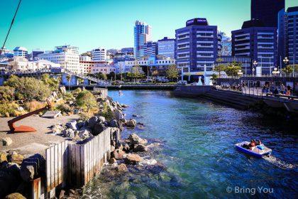 【紐西蘭北島自助 - 威靈頓篇】海灣山城必遊景點、交通、美食、住宿