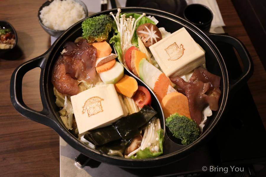 【鳳山美食推薦】貓頭鷹鍋物,老母雞古法湯底與絕頂好肉片的交響曲