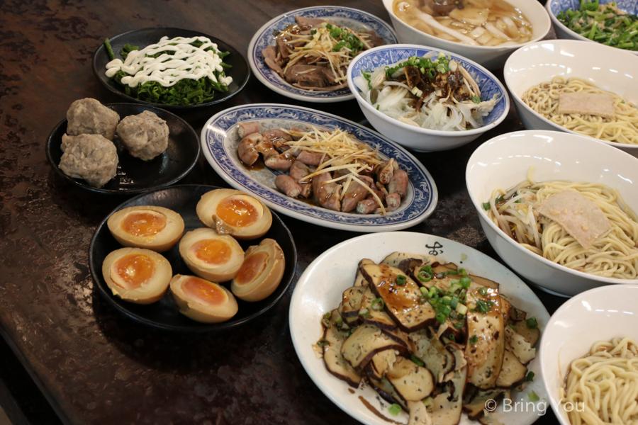 【南投埔里美食】胡國雄古早麵,在地古早味必訪懷舊老店