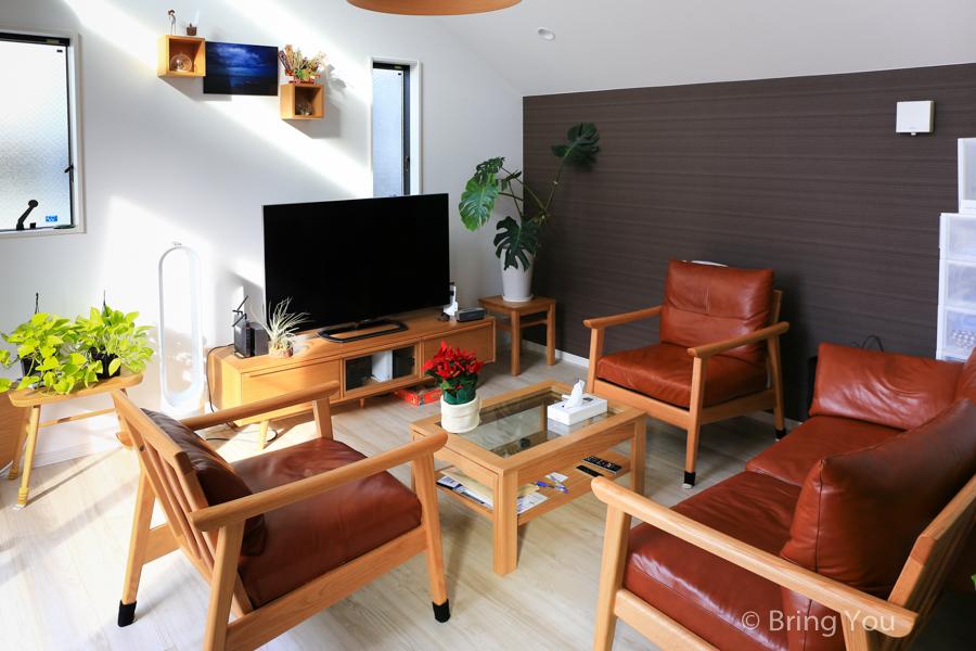 【東京住宿推薦】不一樣的民宿。東京旅人的家。Free_Space @ 東中野車站