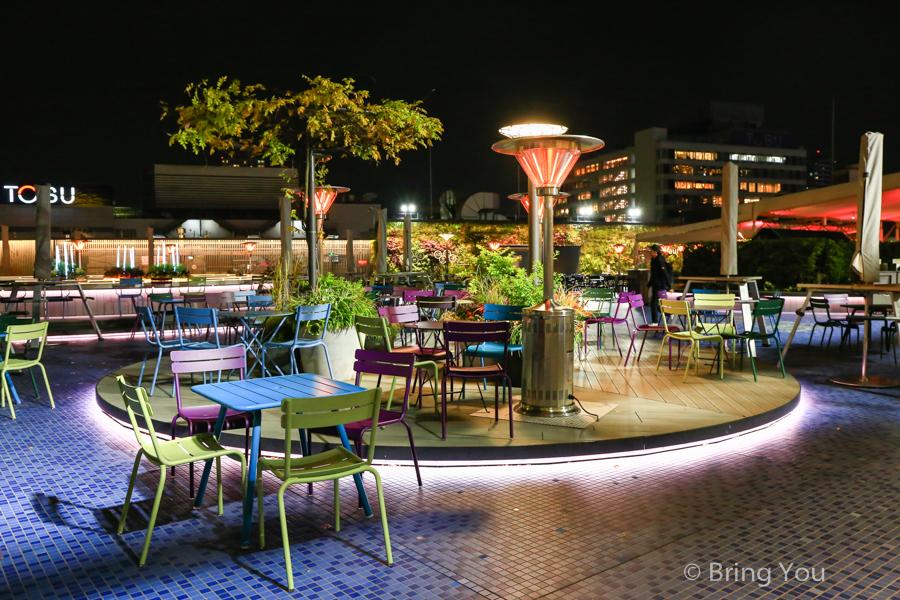 【東京逛街購物好去處】池袋西武百貨戰利品分享 & 浪漫的食と緑の空中庭園