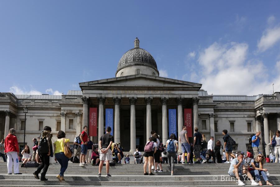 倫敦國家美術館