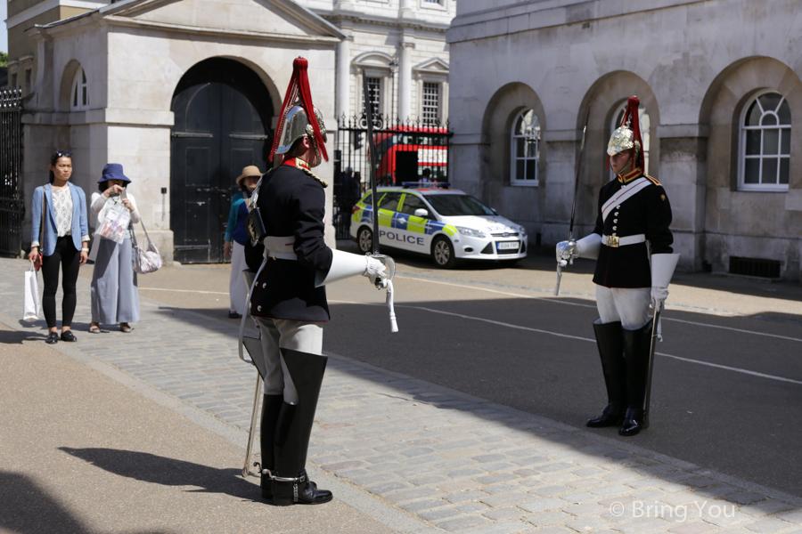 倫敦皇家騎兵團部