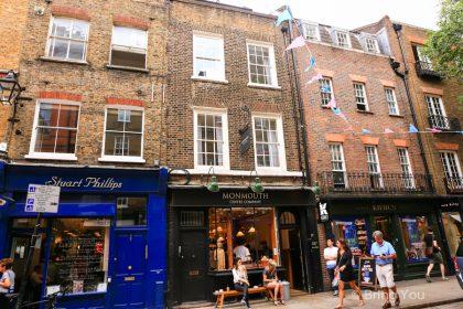 【倫敦咖啡廳】Monmouth Coffee,柯芬園超人氣獨立咖啡店,平價好喝的英國咖啡
