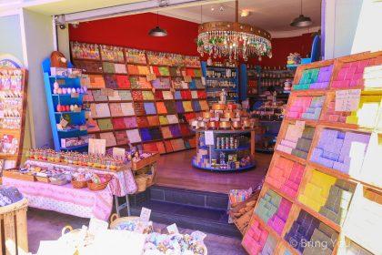【尼斯舊城區 Vieux Nice】梅德森大道、Cours Saleya市集、馬塞納廣場、英國人散步大道