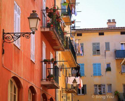 【尼斯舊城區(Vieux Nice)好好玩】梅德森大道、Cours Saleya市集、馬塞納廣場、英國人散步大道