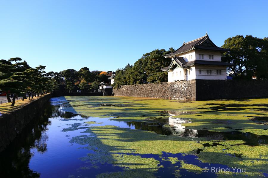 【皇居東御苑】東京悠閒散步好去處,參觀景點路線、交通、開放時間